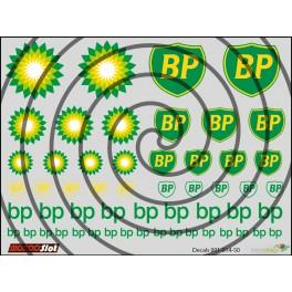 Decals BP - 10x7.5cm