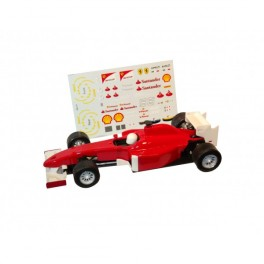 GP Formula 1 EVO Rossa - All Slot Car