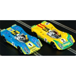 Twin Pack Fly - Porsche 908 Spider