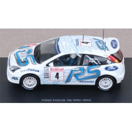 Ford Focus RS WRC n°4 - Rally Montecarlo 2003