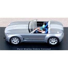 Ford Shelby Cobra Spyder Concept