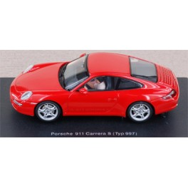 Porsche 911 Carrera S Stradale Rossa