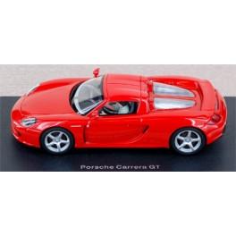 Porsche Carrera GT Stradale Rossa