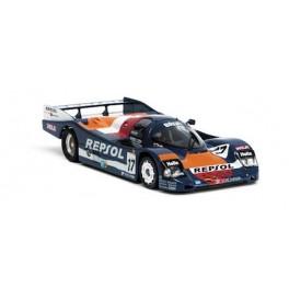 Porsche 962C LH Repsol - 24Hrs LeMans 1989