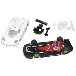 Mosler MT900R Evo4  – Kit Grezzo Bianco