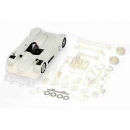 Bmw V12 LMR Kit Grezzo Bianco Inline - Arrow Slot