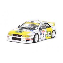 Subaru WRC Rally Lana 2001 Team Api - MSC
