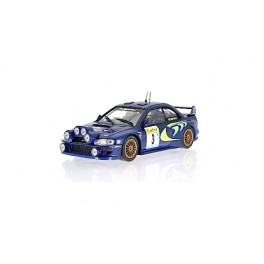 Subaru WRC Rally Montecarlo 1998 - MSC