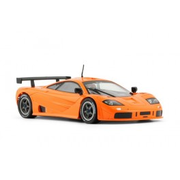 McLaren F1 GTR Racing Arancio - MR Slot Car
