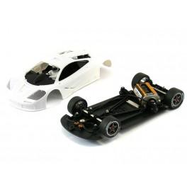 Kit McLaren F1 GTR Racing Bianco - MR Slot Car