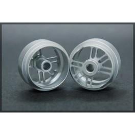 Cerchi Posteriori in Alluminio Anodizzato 15.9x10mm - Black Arrow