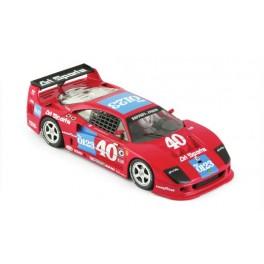 Ferrari F40 n°40 - IMSA GTO Road America 1990
