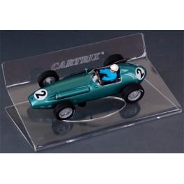 Aston Martin DBR4 Roy Salvadori n°2 1959 - Cartrix