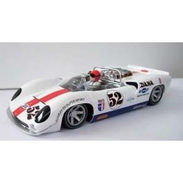 Lola T70 MKIII Can-Am Laguna Seca 1967 n°52  - Thunderslot