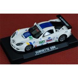 Corvette C6R TFN – n°72 Francorchamps 2009