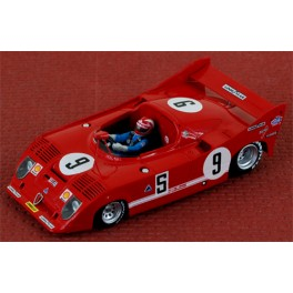 Alfa Romeo 33TT12 - Nurburgring 1973