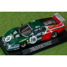Ferrari 512 BB LM British Green - 24Hrs LeMans 1980 End Of Race