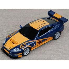 Jaguar XKR Gtr Racing - Scalextric