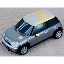 Mini Cooper Elettrica Stradale Grigia - Scalextric