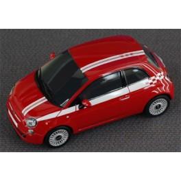 Fiat 500 Stradale Rossa - Scalextric