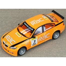 BMW 320si BTCC Team RAC n°3 - Scalextric