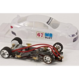 Kit Completo BMW M3 GT2 MB Slot - Scala 1:24