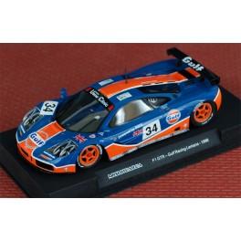 McLaren F1 GTR n°34 Gulf Team - MR Slot Car