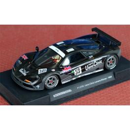McLaren F1 GTR n°59 Ueno Clinic - MR Slot Car