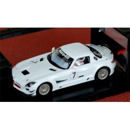Mercedes SLS AMG GT3 Presentazione