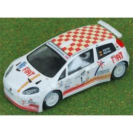 "Fiat Punto Abarth S2000 - Villajoyosa 2008 ""Effetto Neve"""