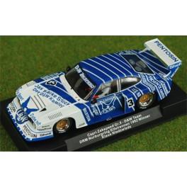 Ford Capri Turbo Kraus Niedzwledz vinc. Nurburgring 82