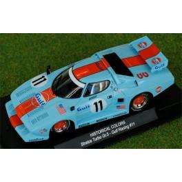 Lancia Stratos Turbo Gr. 5 Gulf n°11 ed.limitata
