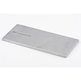 Basetta di Riscontro Rettificata in Alluminio
