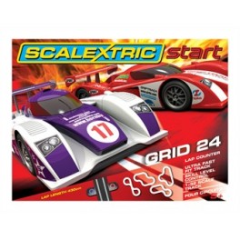 Scalextric Start Grid 24 Set
