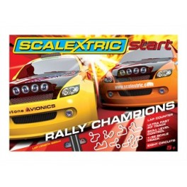 Scalextric Start Rally Championship