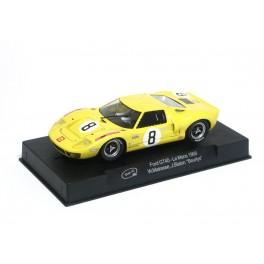 Ford GT40 n°8 Gialla – LeMans 1968
